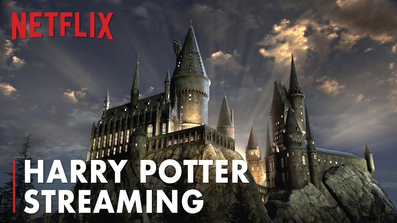 harry potter stream