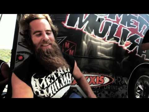 2011 Rockstar Mayhem Tour with the Metal Mulisha Stop 1