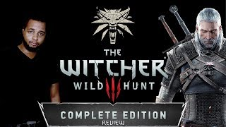 The Witcher 3 Wild Hunt Complete Edition Nintendo Switch Review: YOU NEED THIS GAME
