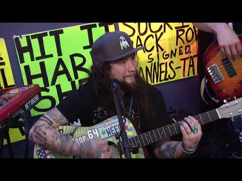 "Twiddle Sings a Reggae Version of ""Stat of the Day"" 