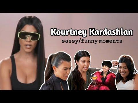 Kourtney Kardashian | Sassy/Funny Moments