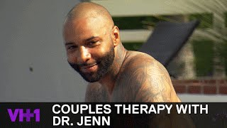 Couples Therapy With Dr. Jenn | Joe Budden Finds Out Carmen Carrera is Transgender | VH1