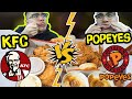 POPEYES Vs KFC  ... Which One Is Better?!
