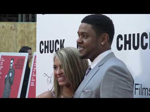Muhammad Ali in Chuck movie actor Pooch Hall  Es Boxing