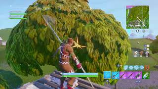playing the fortnite with juanmi