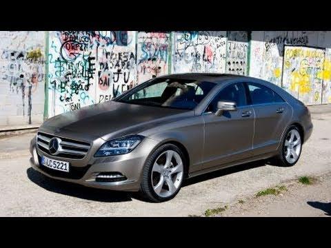 2011 Mercedes-Benz CLS-Class - Information and photos - MOMENTcar