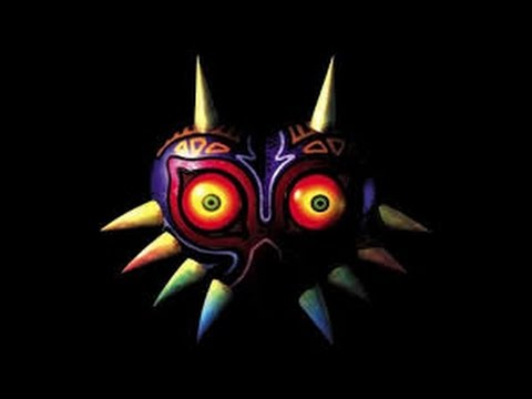 cap 2: PINCHE HADA GORDA TACAÑA!!!!!. the legend of celda majoras mask . JUEGA LUISCAR