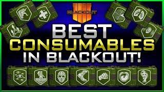 Best Consumables in Blackout! | Full Perk Breakdown! (BETA)