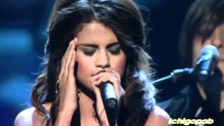 Selena Gomez - A Year Without Rain [People