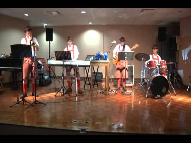 The International Polka Band (4pc group)