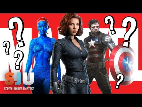 What Are Marvel's New Mystery Movies? - SJU