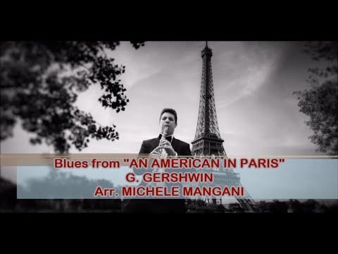 "G. Gershwin - Blues From ""An American In Paris"""