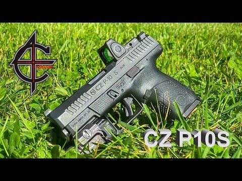 CZ P10S Optic Ready