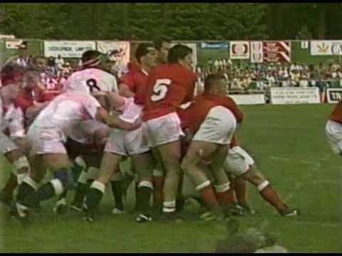 1993 Canada v England Test HL