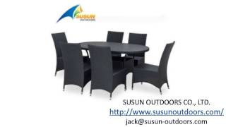 China Outdoor Rattan Furniture Manufacturers, Outdoor Metal Furniture Suppliers
