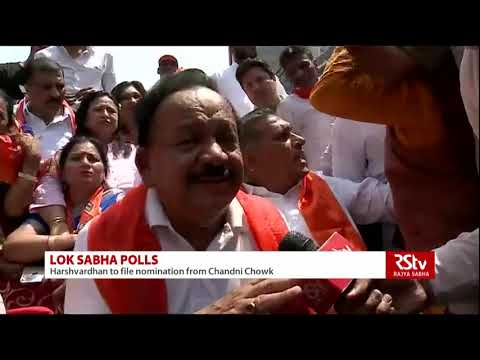People want to see Narendra Modi as Prime Minister: Dr Harsh Vardhan