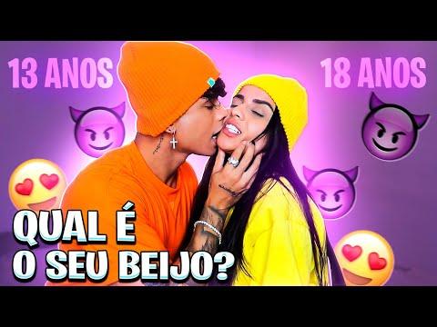 BEIJO DE CADA