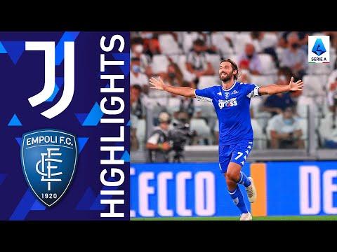 Juventus - Empoli 0:1