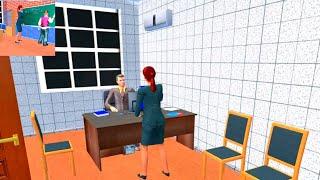 Virtual Hight School Teacher 3D Gameplay screenshot 4