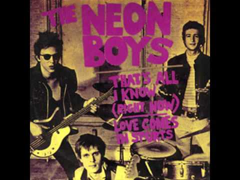 "Neon Boys - ""That's All I Know"" - [1980]-[Full Album]"