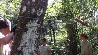 Mixed Team Rope Bridge- Sma