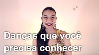 8 danças que você precisa conhecer | Aline Mesquita Dança do Ventre | Porto Alegre - RS