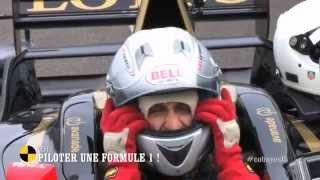 Défi : piloter une Formule 1 - On n'est pas que des cobayes #cobayesf5