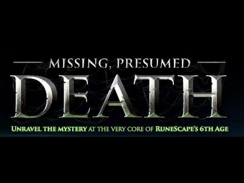 Runescape Cinematic: Missing, Presumed Death pt.I