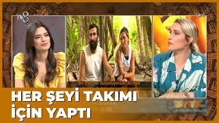 Hikmet Survivor'a Veda Etti - Survivor Panorama 102. Bölüm