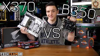 X370 vs B350 - Which is for you?