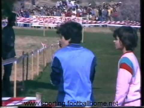 Atletismo :: Sporting vence a Taça dos Campeões Europeus de Corta Mato em 1985 (7ª)