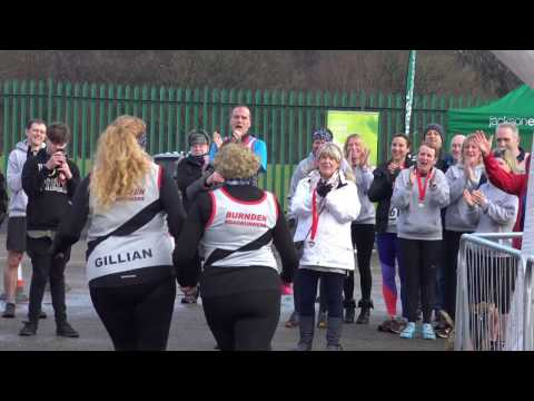 Mast Race 10k Coverage Bolton 2017 Hillrunner UK Run Events