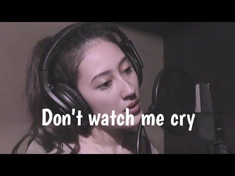 Don't Watch Me Cry | Jorja Smith Cover By Alexandra Porat