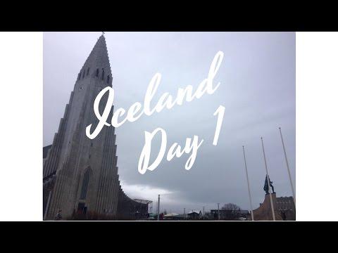 Reykjavik, Iceland Trip, Day 1