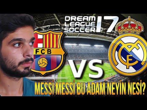 Barcelona Vs Real Madrid! - Dream League Soccer 2017 - Elit Küme #29