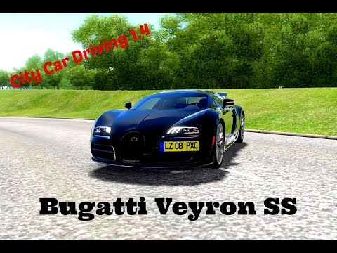 full download city car driving bugatti veyron top speed. Black Bedroom Furniture Sets. Home Design Ideas