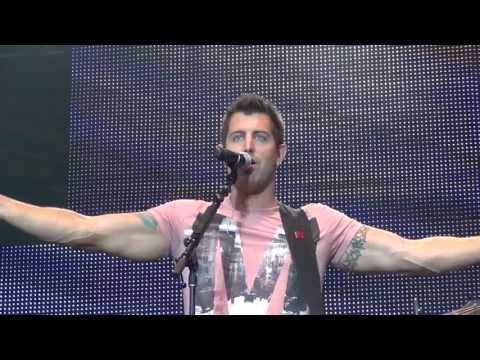 Jeremy Camp Live: My God & Overcome (Joyful Noise Family Festival 2013)