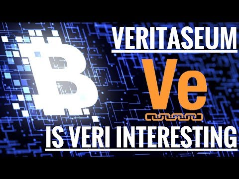 Veritaseum is Veri Interesting!