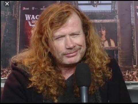 Megadeth Dave Mustaine Health Update thumbnail