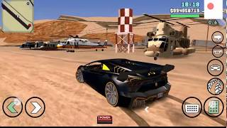 GALAXY S6 GTA 5 (V2_Pack) SAN ANDREAS MOD BY MWX TM - RUNNING ON MAX SETTINGS