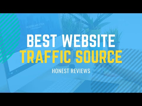 Simple Traffic Review - Best website traffic source for 2021