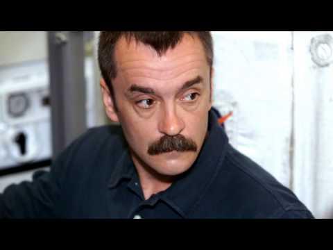 Expedition 38 Flight Engineer Mikhail Tyurin