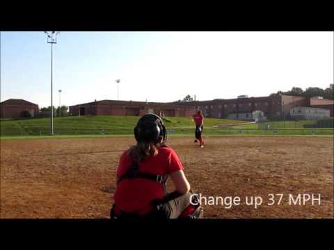 ANDREA JOHNSON Softball Skills -Maryland Legends