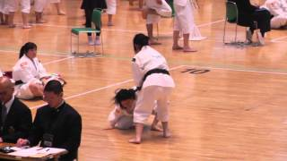第47回少林寺拳法全日本学生大会 女子二段以上の部 第三位 早稲田大学 ...
