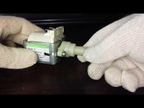 Ulka pumpa model E , EP5GW