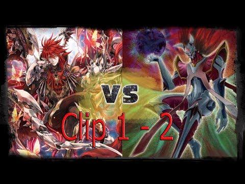 Vanguard Th Link joker Brandt VS Dark Irregulars Baldewing 1-2 (Perfect Play)