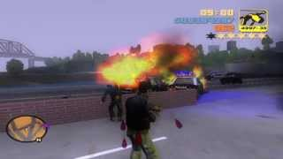 GTA 3 - ENB+HD textures+Xbox mod+Other mods [1080P]
