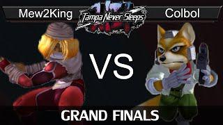 COG MVG Mew2King (Sheik & Marth) vs. SS Colbol (Fox) - Grand Finals - TNS 6