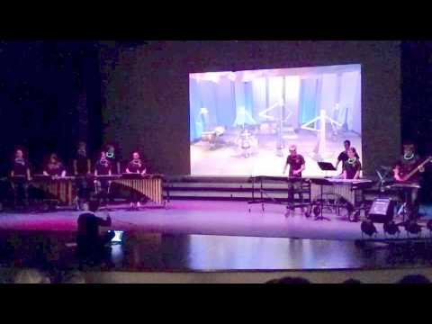 2016 Variety Show Eureka HS / PERCUSSION ENSEMBLE