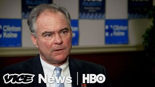 Tim Kaine Slams The FBI Probe Of Clinton Emails (HBO)